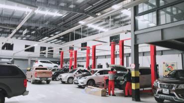 Khuyến mãi sửa chữa bảo dưỡng tại Nissan Phạm Văn Đồng