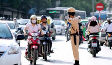 Mức phạt những lỗi giao thông xe ôtô thường gặp mới nhất 2021