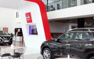Showroom Nissan  Phạm Văn Đồng